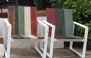 Pallet Chairs - Spain