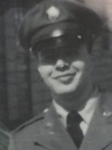 Barry Mendelson, Sergeant, Army